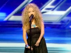 13 Year-Old With Genetic Disorder WOWS the Audience With a Carrie Underwood Hit - Amazing!