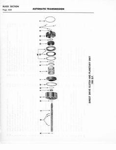 Pin de Roberto Garcia en GM AUTOMATIC TRANSMISSION PARTS