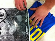 Boston Strong shirt going inside an Ink to the People mailer.  http://inktothepeople.com/marketplace/ink-detail/3731