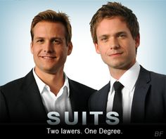 Suits - Best show on TV!!