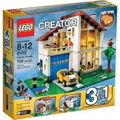 LEGO Creator Family House Play Set- 67.36
