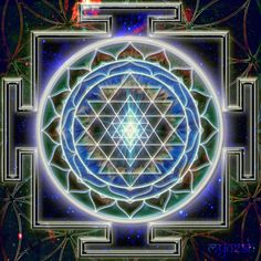 Happy Holy Days everyone…I would like to share with you a recent art piece and poetry of mine. Please feel free to take, tag, or share if guided. Thank you for being Love and part of this collective journey of remembrance… ~ Mynzah ~ Sri Yantri ~ A guide through Life…… Sacred Geometry of the Divine… Union of the Holy two… Shiva and Shakti… Eternally One root… Female and Male, dispelled… Reunited with Divine Essence Self… Material world… ***Remainder of poetry at website...