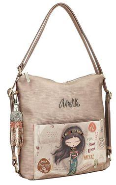 Backpack Anekke Kenya Crossbag Perlen Shopper, Kenya, Safari, Backpacks, Shoulder Bag, Fall, Nice Asses, Autumn, Fall Season