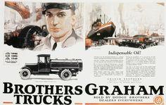 Brothers Graham Trucks