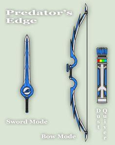 RWBY - Predator's Edge by Diyaru4500