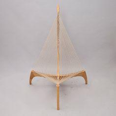 The Harp chair Architect Jorgen Hovelskov