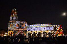 De luz, color, tradición y cultura se vistió la noche de este viernes la Plaza Valladolid de Morelia por la proyección del Video Mapping, el Espectáculo Especial de Pirotecnia y ...