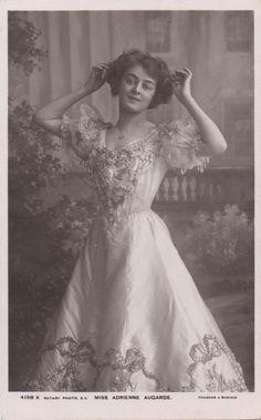 Adrienne Augarde | Postcard Actresses Adrienne Augarde | eBay