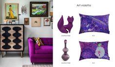 NL31's moodboard Art violetta 2016