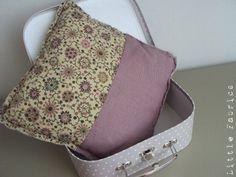 Coussin Liberty Little Fabrics