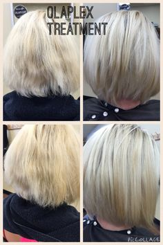 What a stand-alone olaplex treatment can do for your hair by Kristen Benstog Olaplex Before And After, Blonde Color, Hair Color, Beauty Tips, Beauty Hacks, Cosmetic Companies, Great Hair, Cosmetology, Hairstyles With Bangs