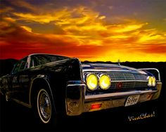 The Lincoln Continental Everyone Wishes They Had See It At Hot Rodney Hot Rods ~:0) VivaChas!