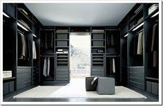 Image result for closets modernos de luxo
