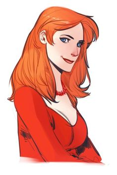 Redhead Characters, Zodiac Characters, Female Characters, Character Concept, Character Art, Amazing Drawings, Character Portraits, Character Design References, Art Studies
