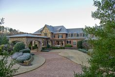 Price: $7,200,000  Location: Alpharetta, GA  Type of Home: Detached Home  Former Atlanta Braves pitcher John Smoltz is selling his 22-acre estate in northern Georgia, baseball field and all.