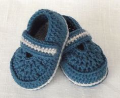 Crochet Baby Shoes Pattern Booties Crochet by LovelyBabyGift
