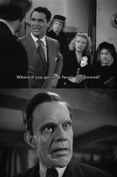 Arsenic and Old Lace,Frank Capra, 1944.