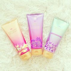 Victoria's Secret lotions ♡