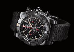 Breitling Chronomat 44 Blacksteel | Heldth