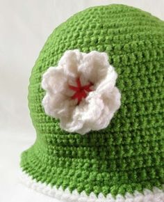 Free Crochet Pattern  Cloche Hat with Flower – Crafts Cloche Hat 1bf6b3ccdd7e