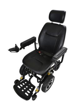 "Trident Front Wheel Drive Power Wheelchair 18"" Seat"