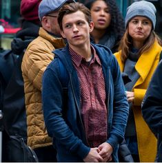 Tom Holland Peter Parker, Men's Toms, Tommy Boy, Baby Daddy, Baby Boy, Marvel Cinematic, Iron Man, Spiderman, Avengers