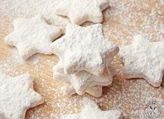 Zimowe gwiazdki Stuffed Mushrooms, Food And Drink, Menu, Yummy Food, Sweets, Cookies, Vegetables, Christmas Recipes, Bar