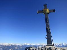 Hochstaufen-Gipfel Utility Pole, Mount Everest, Fighter Jets, Aircraft, Berg, Mountains, Nature, Travel, Mountain Range