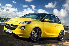 CanadauenceTV: Opel Adam estreia novo (e eficiente) motor 1.0 trê...