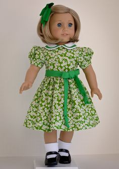 Vintage Wearing of the Green by AnnasGirls on Etsy, $58.00