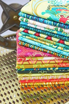 **WANT WANT** Rhapsodia fabric