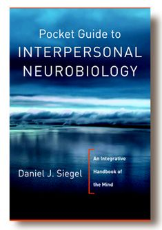 """Dr. Dan Siegel - Books - Pocket Guide To Interpersonal Neurobiology I'm about a quarter of the way through this one and so far so good! """"Pocket Guide"""" may be an understatement :)"""