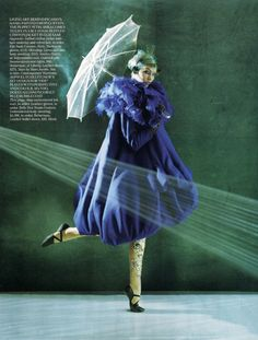 Les Jolies Choses ... Dior Haute Couture, Haute Couture Dresses, Tim Walker Photography, Mask Online, Vogue Uk, Karlie Kloss, The V&a, John Galliano, Christian Dior