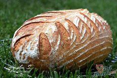 Nafouknutá chlebová placka z bývalé Jugoslávie Bread Recipes, Cooking Recipes, Healthy Recipes, Bread Art, Salty Foods, Our Daily Bread, Sourdough Bread, What To Cook, Food 52