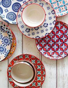 圖片 Pols potten 拼花瓷盤 任選優惠組合