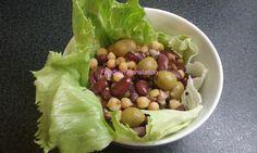 Foodie in Translation: Insalata di legumi e bacon
