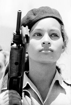 Celebrating women revolutionaries, rebels, and fighters of Latin America: El Salvadoran FMLN Rebels; Nicaraguan Sandinistas; Mexican Zapatistas; Chicana Brown Berets on the last day of Women's history month. Cabal