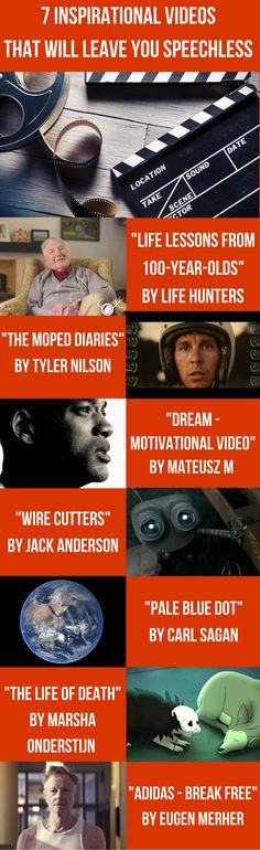 7 Inspirational Videos That Will Leave You Speechless