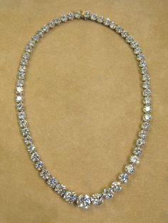 Diamond Necklaces | Gems Gallery