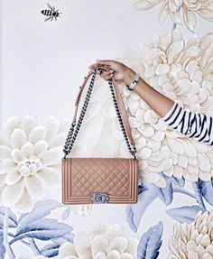 Bag: shoulder chanel nude quilted quilted chain designer nude
