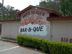 Pawleys Island, SC: Best bbq and fried chicken ever