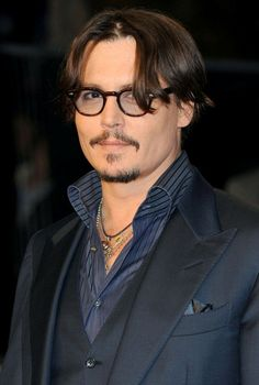 Johnny Depp - 'The Rum Diary' UK premiere