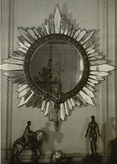 """FOR PILAR blogspot ~: 2: from """"Mirrors,"""" by Serge Roche, 1956"""