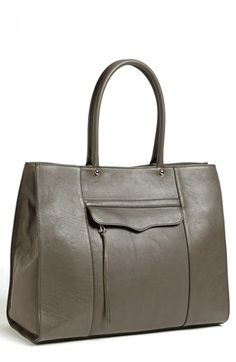 'M.A.B.' Leather Tote