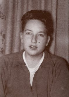 Bob Dylan, 1950s - American Singer, songwriter, musician born on May 24, 1941 in Duluth, Michigan