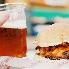 Agora quero que me digam uma combinação melhor do que hambúrguer com IPA.