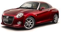 http://chicerman.com  carsthatnevermadeit:  Daihatsu Copen Cero Concept 2016. A coupe based on the Copen roadster which will be presented at next months Tokyo Auto Salon  #cars