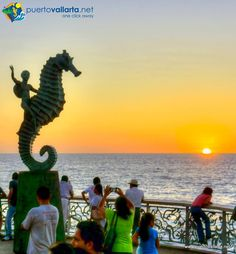 Puerto Vallarta offers great weather, beaches, food, kind locals and many things to do, plus there's also a lot of culture  art, which spills out onto the streets as well. Here's a list + details of sculptures you'll find in town, we hope it'll make your stroll all the more entertaining.  Read more: http://www.puertovallarta.net/what_to_do/sculptures-statues-around-puerto-vallarta.php  #puertovallarta #vallarta #sculptures #statues #art #jalisco #mexico