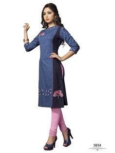 Latest Fashion Blog - Ewows - Most Fashionable Casual Kurtis and Salwar Kameez