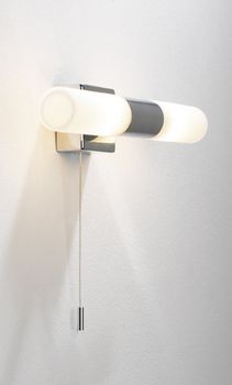 Dar Bueno 2 Light Bathroom Wall Light from Lights 4 Living & Endon EL-257-WB Romford 2 Light Switched Bathroom Wall Light ... azcodes.com